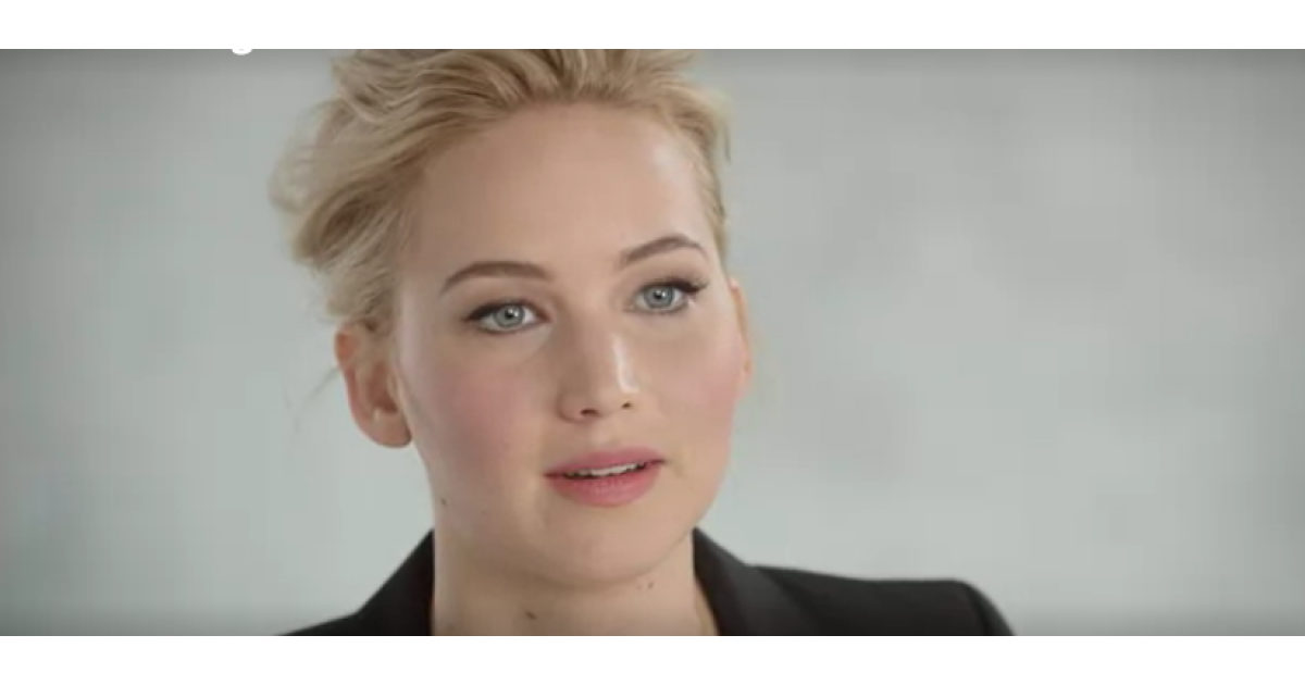 Jennifer Lawrence shares THE ultimate piece of advice [VIDEO]