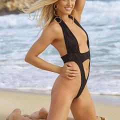 36 photos très HOT d'Eugenie Bouchard en maillot pour le nouveau Sports Illustrated