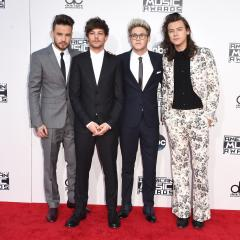 American Music Awards' worst red carpet looks, starring One Direction, Kylie Jenner, Justin Bieber [GALLERY] 333323