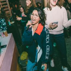 Grosse soirée arrosée à Aire Commune pour le Apple Bottom Jeans Dance Party! (PHOTOS) 531697