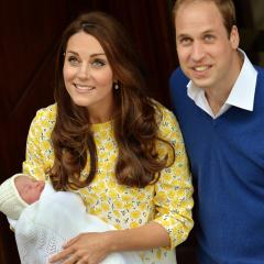 Bask in the cuteness that is Britain's new royal baby girl [GALLERY] 286302