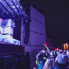 Black Tiger Sex Machine et DJ Esco font danser Igloofest [Photos]