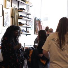 La boutique éphémère anti-fashion et upcycling de Frikal Patrick X One & Only [Photos]