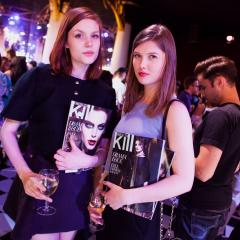 Dress To Kill prend possession du Centre Eaton
