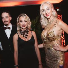 Le plus beau et luxueux party du Grand Prix a eu lieu au Ritz Carlton (PHOTOS)
