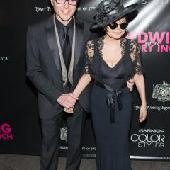 Stephen Trask & Yoko Ono: Say what you will, Yoko just oozes effortless cool and this time was no different.