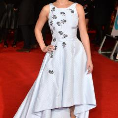 Jennifer Lawrence: Showstopper dress. Subpar shoe choice.