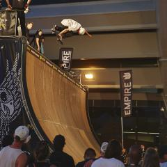 Jackalope 2018: un gros week-end de skate et de sports d'action