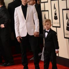 Johnny Depp, Justin Bieber lead the Grammy Awards' top 10 worst dressed stars [GALLERY] 348029