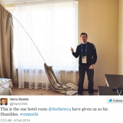 Journalists share #SochiProblems, try to forget Olympics last THREE WEEKS  169207