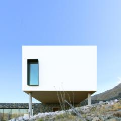 La Franklin Mountain House, le bijou architectural de l'heure