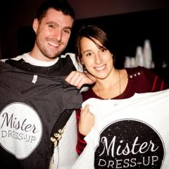 Lancement de la boutique Mister Dress-Up: le t-shirt dont tu es le héros 95132