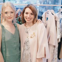 Lancement de la magnifique collection Noémiah X Very Joëlle à la boutique Bouquet (PHOTOS) 504081