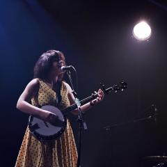 Lisa Leblanc rock the shit au lancement de son nouvel album anglo Highways, Heartaches and Time Well Wasted