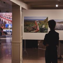 Superbe lancement du World Press Photo Montréal 2018 au marché Bonsecours (PHOTOS)