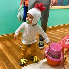 15 adorables costumes d'Halloween des TPL Kids - édition 2017 471735