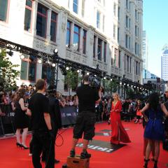 MuchMusic Video Awards' red carpet - feat. Marianas Trench, Phillip Phillips, Cody Simpson, Ed Sheeran, Avril Lavigne, Kunal Nayyar and more - a place where mermen are rampant and nominees let loose  29448