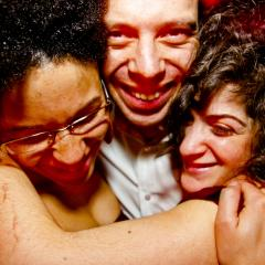 New Year's at Sala Rossa: soul sisters and beat brothers come together