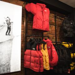 The North Face: pré-lancement média de leur pop-up shop à Montréal [Photos]