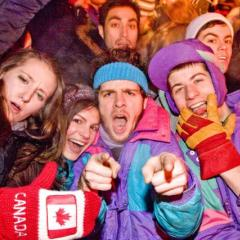 Nos meilleures photos d'Igloofest!
