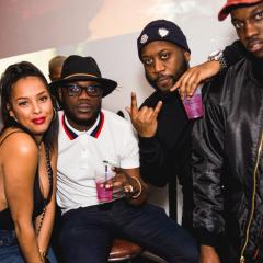 Fou party du Nouvel An avec High Klassified et Shash'U au Artgang