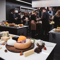Chouette lancement du chic nouveau restaurant Europea au centre-ville! (PHOTOS)
