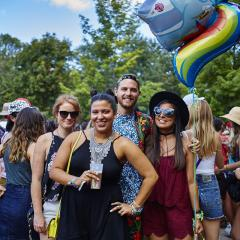 OSHEAGA 2016 (jour 1) : Red Hot Chili Peppers, Lumineers, Half Moon Run pis beaucoup de bralettes