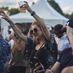 Osheaga 2017 (Jour 2 & 3): The Weeknd, Muse, Alabama Shakes pis toujours des crop tops
