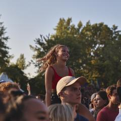 Osheaga, jour 2: Loud, Tyler, The Creator pis du beau monde en masse! (PHOTOS)