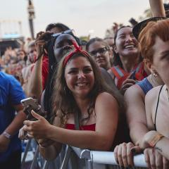 Osheaga, jour 3: Post Malone, Florence and the Machine et une grosse canicule! (PHOTOS)
