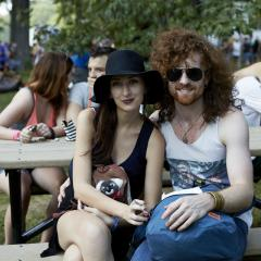 OSHEAGA 2015 (jour 1): Florence + The Machines, Chet Faker, Milk & Bone