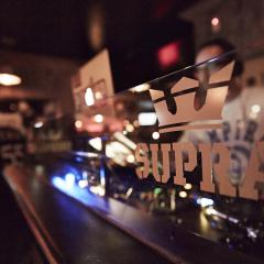 Un party cool pour le lancement HAMMER RUN par SUPRA/EMPIRE