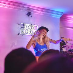 NERVO a mis le feu au party privé Bud Light House! (PHOTOS)