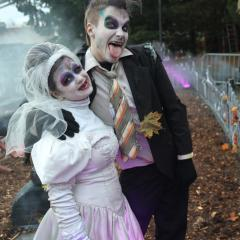 Photos: La Ronde vire creepy en octobre
