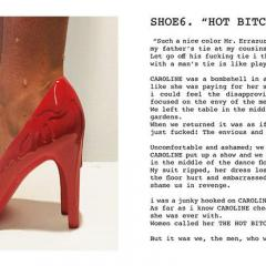 Sebastian Errazuriz unveils stunning '12 Shoes for 12 Lovers' at Art Basel Miami Beach - see the collection here!