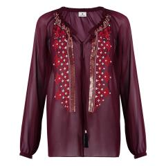 Embroidered blouse - $44.99