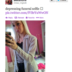 The 'Selfies at Funerals' Tumblr is easily the scariest thing you'll see all week