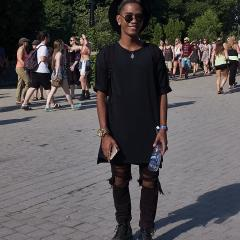 Street Stylin: les plus beaux looks d'Osheaga en photos!