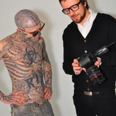 Take II: a behind the scenes look at NIGHTLIFE's Rico The Zombie shoot by his manager Colin Singer