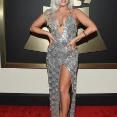 Lady Gaga: Ummm, can we talk about Gaga's new Old Hollywood Glam phase? Love.