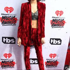 Zendaya: Between the bright red and pleather, this look's almost as confused as Iggy's.