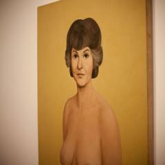 Vernissage de Berlinde De Bruyckere et John Currin: provocation corporelle au DHC/ART