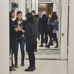 Vernissage du photographe montréalais Julien Laperriere au Livart (PHOTOS)
