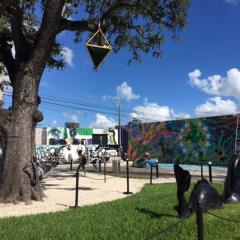 Wynwood Walls, le street art haut en couleurs de Miami