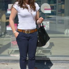 Your #ootd Is Showing! Street Styling... King West Edition. 52835
