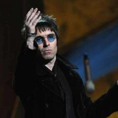 What we could have predicted: Liam Gallagher acted like a bit of an asshat at the BRITs. What we couldn't have predicted: the former Oasis singer tossed both his trophy and his mic into the crowd after Oasis's (What's the Story) Morning Glory was named the best British album of the last 30 years.