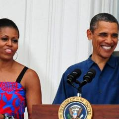Michelle Obama made her fourth appearance on the list; however, this time she is joined by her equally stylish hubby. The political couple dominated the Best-Dressed Couples category.