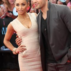 Dallas star Jesse Metcalfe arrives at the 2012 MuchMusic Video Awards in Toronto on June 17, 2012.