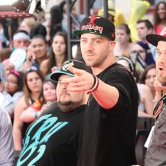 Classified arrives at the 2012 MuchMusic Video Awards in Toronto on June 17, 2012.