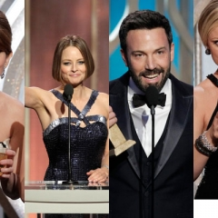 Golden Globes 2013: Best and worst moments 7367